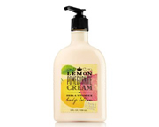 BATH & BODY WORKS SHEA BUTTER VITAMINA E BODY LOTION 236ML LEMON